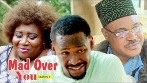 Video: MAD OVER YOU 1 (ZUBBY MICHEAL)  | 2018 Latest Nollywood Movies